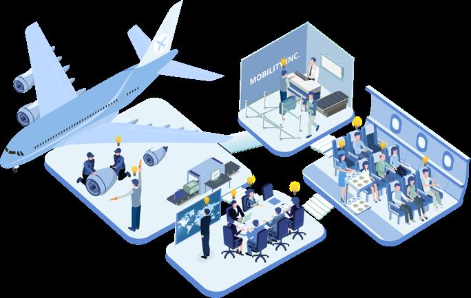 Innovation in the Transportation Industry - Digital Transformation